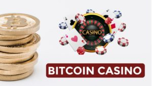 How does Bitcoin casino work